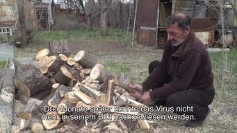 Armenia –  Two diseases. A chance to fight at once (DE)