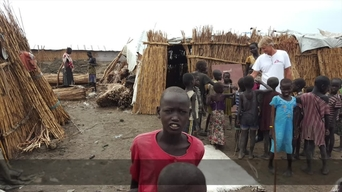Bentiu Protection of Civilians Camp, POC (INT 02)