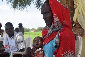 Malnutrition in Chad