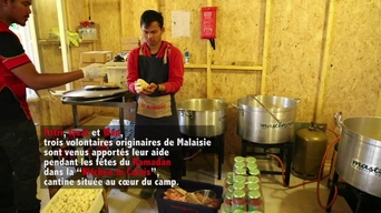 WEBCLIP: 'Kitchen in Calais', volunteering during Ramadan (FR)