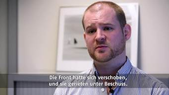 Interview (GERMAN Sub) Christopher Mc Aleer - Population Needs in Yemen
