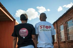 The Stop Stocks Outs Project South Africa April 2015