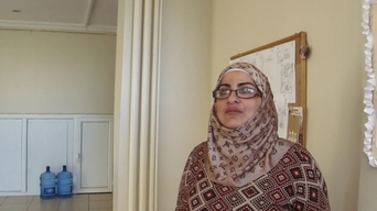 INT Interview with Hadeel kaisanyah Syrian Refugee - MSF Employee