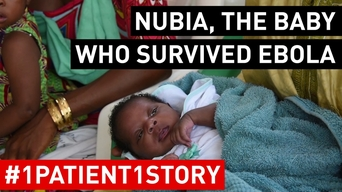 STORY | Nubia, first newborn to survive Ebola EN