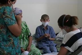 Programme on MDRTB in Tajikistan