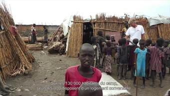 Bentiu Protection of Civilians Camp, POC (FR)