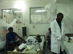 Tabarre Hospital, Port-au-Prince