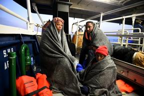 MSF Mediterranean Search and Rescue Operation II