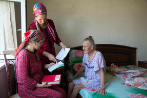 Tuberculosis treatments yield promising results in the Chechen Republic
