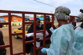 MSF Rebooting Public Health System in Liberia