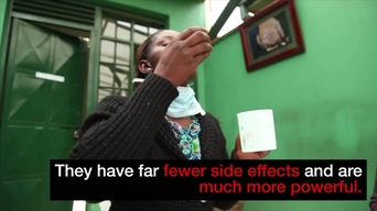 Access to new TB drugs - World TB Day 2017