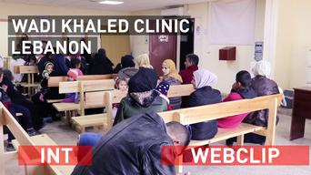 MSF INTERVENTION IN WADI KHALED, LEBANON | INT