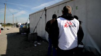 Calais - A state jungle (INT)