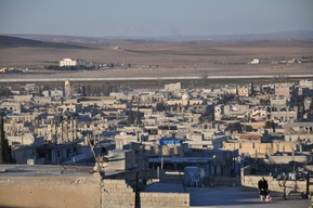 North Syria, Jan 2017