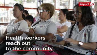 WEBCLIP: MSF provides Family Planning services in Manila, Philippines (ENG)