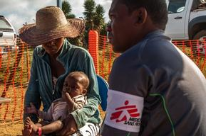 Malnutrition project in Madagascar