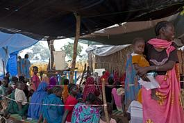 South Sudan, Yida Refugee camp, Mackenzie Knowles-Coursin, september 2012