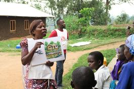 DRC-Gety: Fighting Malaria Within the Communities