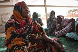 Chad : Internally displaced people - October 2016