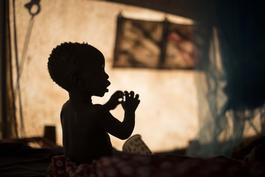 South Sudan, Yida camp, Camille Lepage, dec 2012.