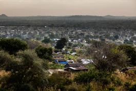 Nyumanzi settlement camp
