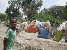 Somalia, MSF activities in Mogadishu to respond to the needs of IDP's living in camps, Roshan Kumarasmy / MSF, feb 2012.