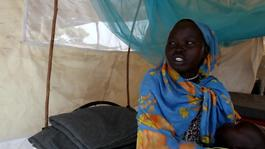 B-ROLL: TIME RUNNING OUT FOR SUDANESE REFUGEES IN URGENT NEED