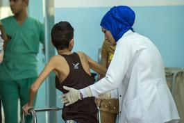 MSF Ramtha Trauma Surgical Project