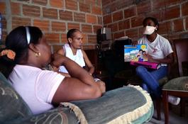 MSF138196  National Programme against TB in  Buenaventura
