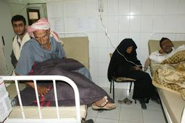 Yemen, MSF in Khameer hospital + emergency surgical center in Aden, Saoussen Ben Cheikh / MSF, may 2012