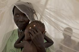 Refugees in Upper Nile State