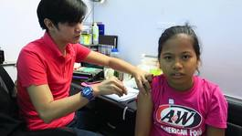 Philippines – Women's health. Giving Women a Fighting Chance (ENG)
