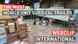 The MUST - Mobile Unit Surgical Trailer | Webclip | International