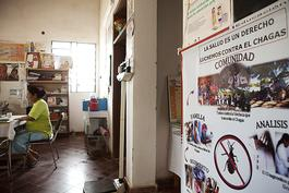 Standing up to Chagas at the Paraguayan Chaco