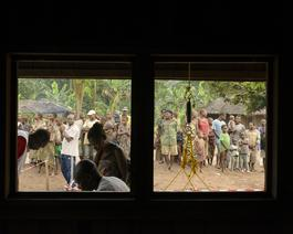 Congo, Pygmies affected by yaws, Lam Duc Hien, september 2012.
