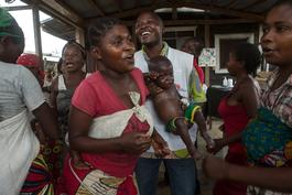 North Kivu, DRC: Hospitals, the safe zones for a population at risk