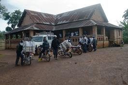 DRC: MSF respond to a massive malaria outreak in Pawa and Boma-Mangbetu
