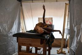 Giving Birth in Central African Republic