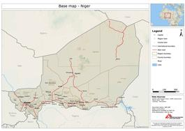 Map: Niger Base