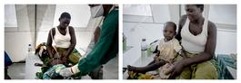 Mozambique - Cholera before and after