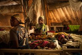 Unprecedented peak of malaria in Rutshuru, DRC