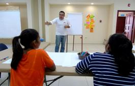 Honduras: Mental healthcare for victims of violence
