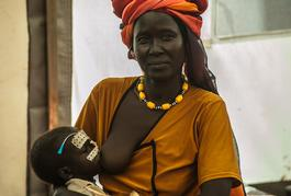 Ethiopia, MSF assists Sudanese refugees in Bambasi camp, Yann Libessart, august 2012