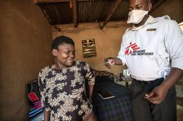 HIV and DR-TB treatment in Swaziland, October 2013
