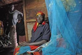 Tanzania - Portrait of refugees from Burundi