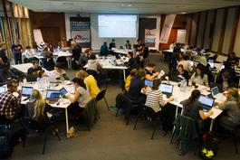 International HOT Summit Mapathon, Brussels