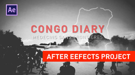 Congo Diary: The everyday extraordinary challenge of responding to medical emergencies in the DRC | After Effects Project
