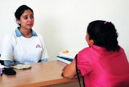 Acapulco. Psychological services and care for survivors of sexual violence