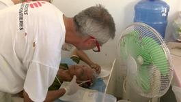 MSF FIRST MEDICAL RESPONSE FOR VICTIMS OF TYPHOON HAIYAN
