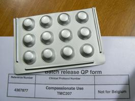 MSF treats DR-TB cases